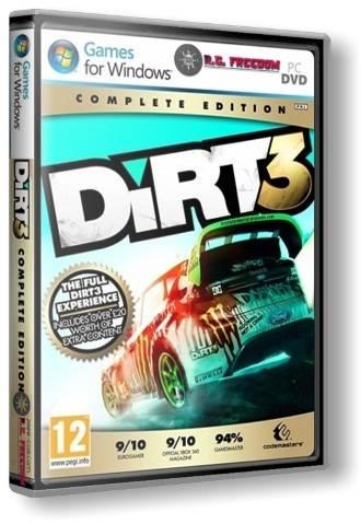 Скачать игру dirt 3 для pc через торрент gamestracker. Org.