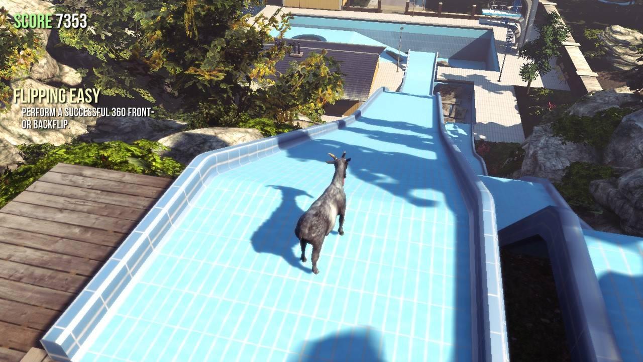 игра симулятор козел скачать бесплатно