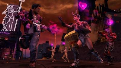 второй скриншот из Saints Row: Gat out of Hell