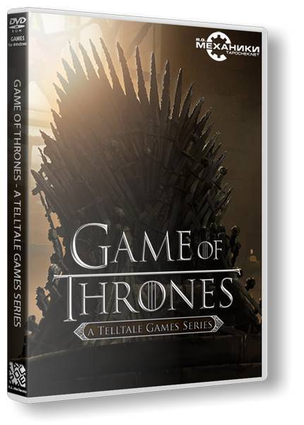 Game of Thrones - A Telltale Games Series. Episode 1-3