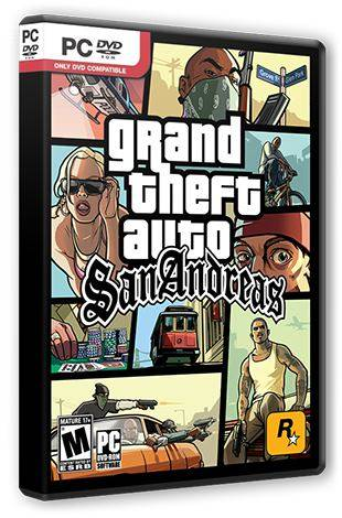 GTA / Grand Theft Auto: San Andreas
