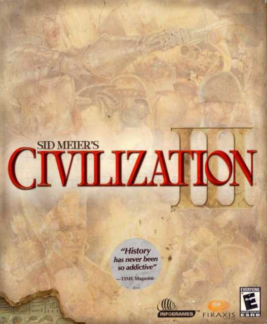 Обложка Sid Meier's Civilization III: Path of Atlantes 2