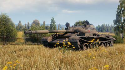 четвертый скриншот из World of Tanks