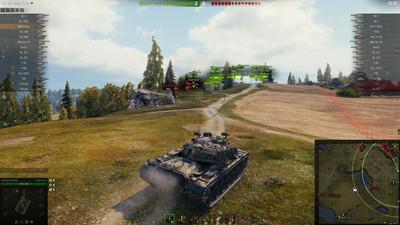 третий скриншот из World of Tanks
