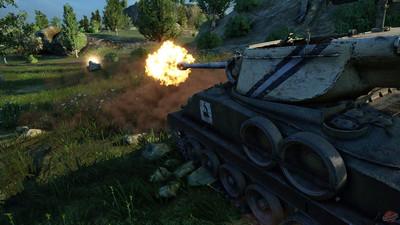 первый скриншот из World of Tanks