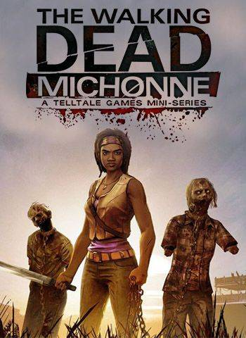 Обложка The Walking Dead: Michonne - Episode 1-3