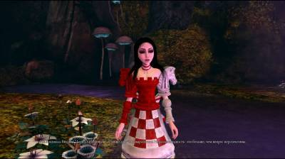 второй скриншот из Alice: Madness Returns