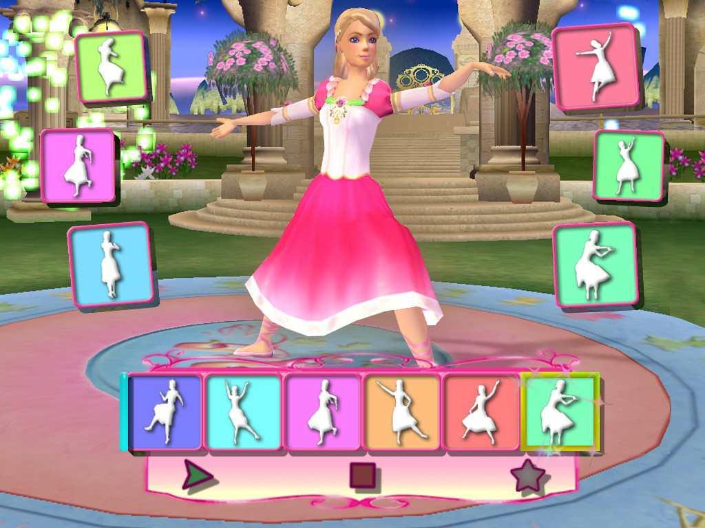 Игры барби ищем цифры на картинках маскарадная