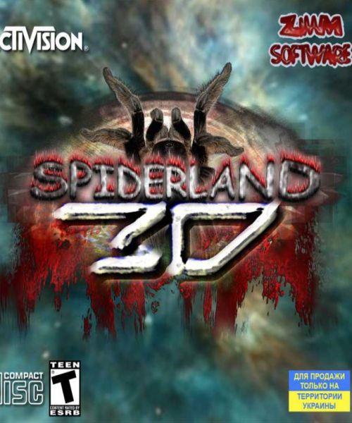 SpiderLand3D