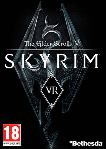 Обложка The Elder Scrolls V: Skyrim VR
