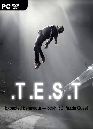 .T.E.S.T: Expected Behaviour — Sci-Fi 3D Puzzle Quest