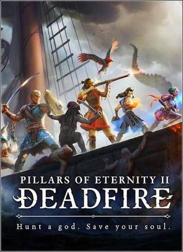 Обложка Pillars of Eternity II: Deadfire