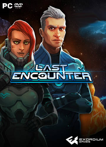 Обложка Last Encounter