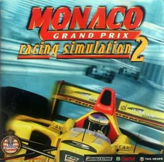 Monaco Grand Prix Racing Simulation 2 / Racing Simulation: Monaco Grand Prix / Racing Simulation 2 / Monaco Grand Prix