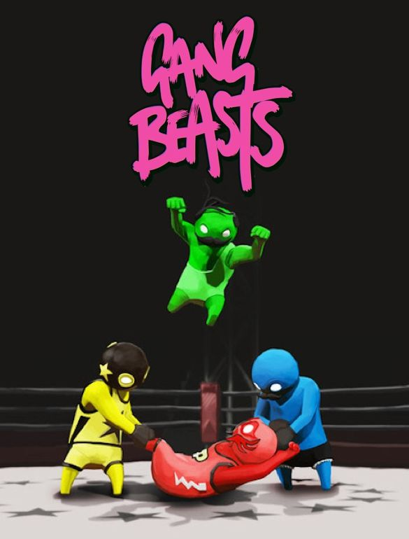 How to download and install gang beasts (torrent) youtube.