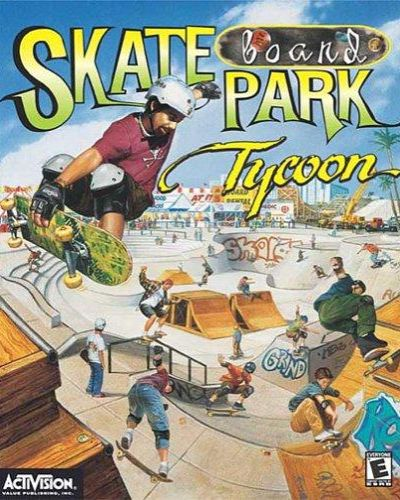 Обложка Ultimate Skate Park Tycoon
