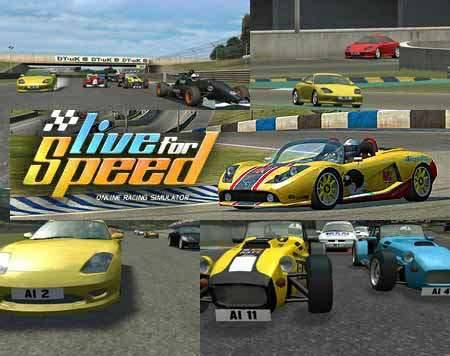 Live For Speed S2 X version