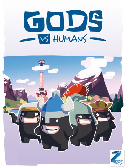 Gods vs. Humans