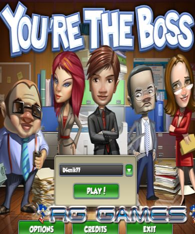 You`re The Boss