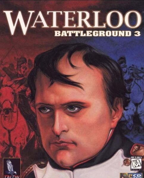 Обложка Talonsoft's Battleground 3: Waterloo