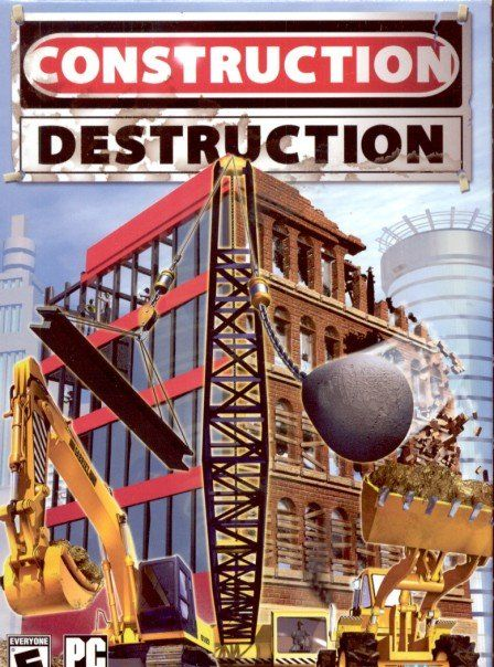 Обложка Construction Destruction