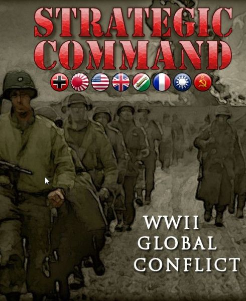 Strategic Command: WWII Global Conflict Demo