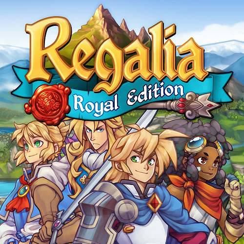 Regalia - Royal Edition
