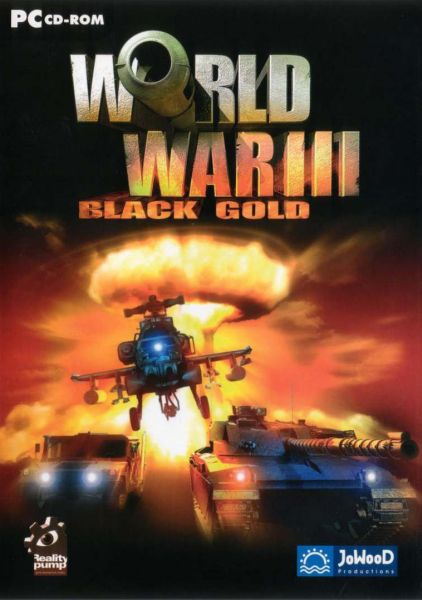 World War lll: Black Gold