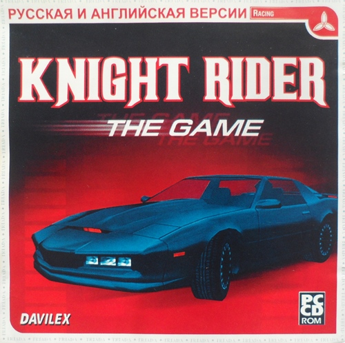 Обложка Knight Rider: The Game / Рыцарь дорог