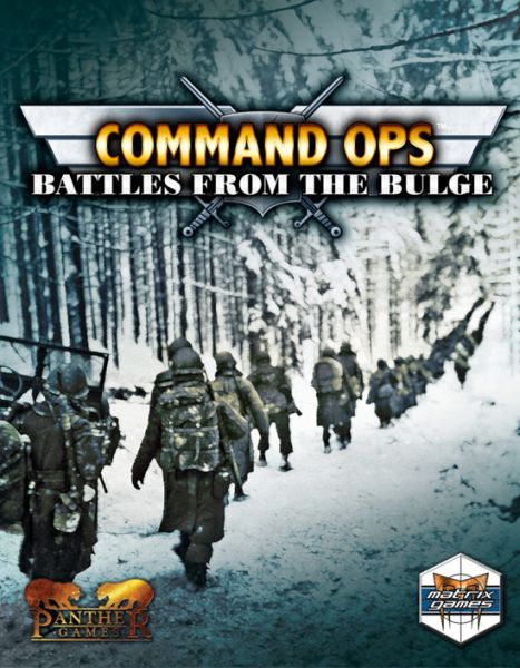 Command Ops: Battles from the Bulge Demo