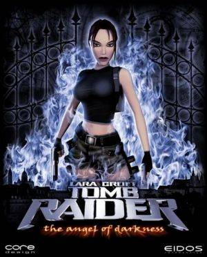 Обложка Tomb Raider: The Angel of Darkness