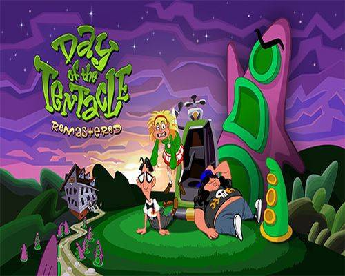 Обложка Day of the Tentacle Remastered
