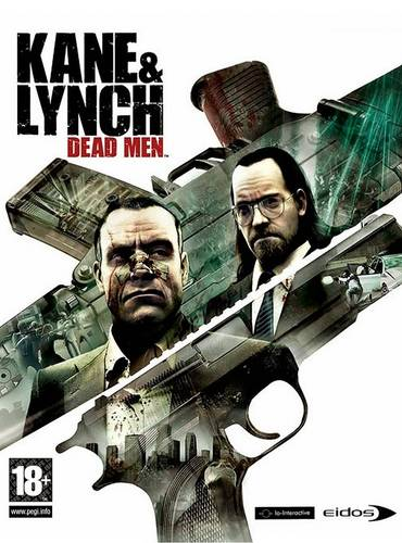 Обложка Kane and Lynch: Dead Men