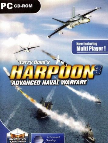 Harpoon 3 Advanced Naval Warfare