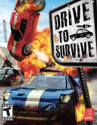 Mashed: Drive to Survive / Mashed: Вдребезги