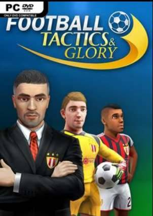 Обложка Football, Tactics & Glory