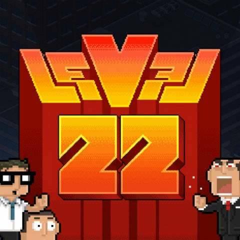 Обложка Level22 Gary's Misadventures / Level 22: Gary's Misadventure