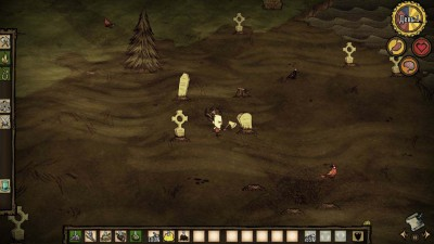 второй скриншот из Don't Starve Together