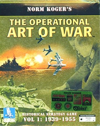 Norm Koger's The Operational Art of War III