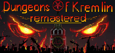 Обложка Dungeons Of Kremlin: Remastered