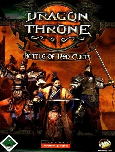 Обложка Dragon Throne: Battle of Red Cliffs