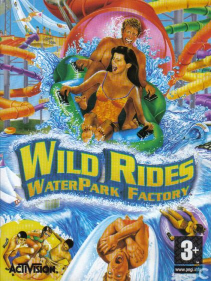 Обложка Wild Rides Water Park Factory