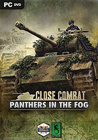 Обложка Close Combat: Panthers in the Fog