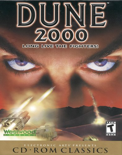Обложка Dune 2000: Long Live the Fighters