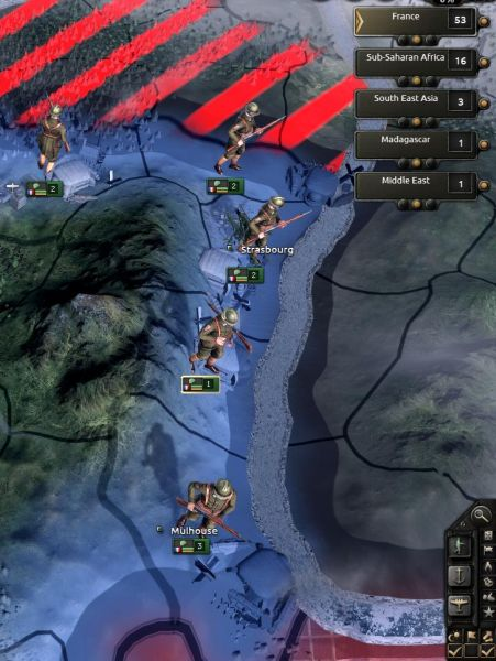 Обложка Hearts of Iron
