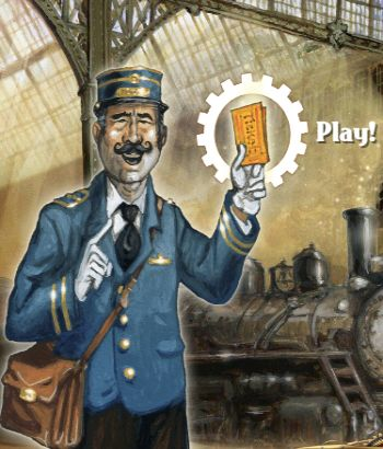 Ticket to Ride: The Computer Game