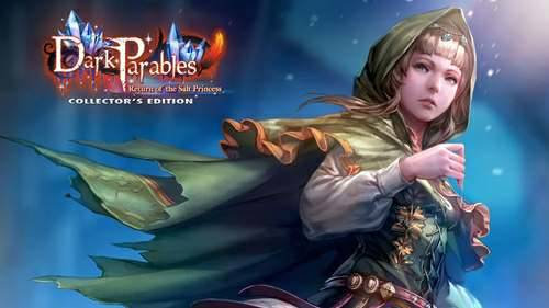 Dark Parables 14: Return of the Salt Princess Collectors Edition