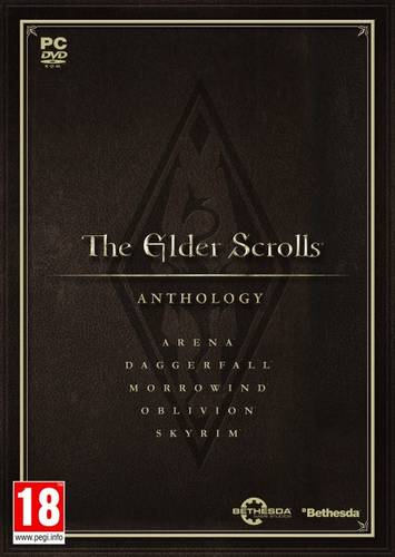 Сборник The Elder Scrolls Anthology