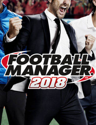Обложка Football Manager 2018 / fm 2018