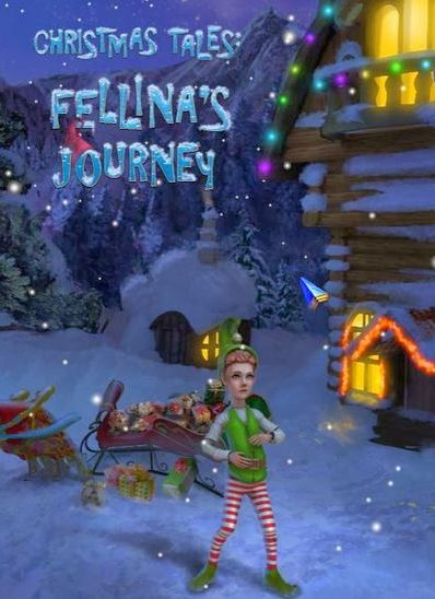 Christmas Tales: Fellina's Journey